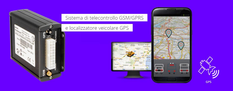 Localizzatore veicolare GPS