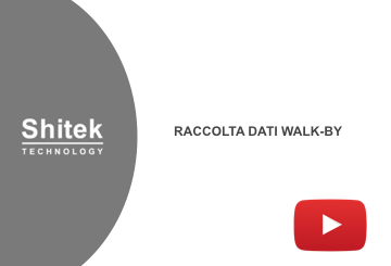 RACCOLTA DATI WALK BY