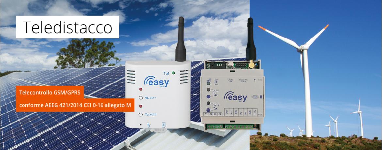 telecontrollo impianto fotovoltaico eolico